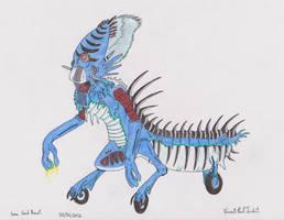 Tunjera - Sea God Beast by Tapejara