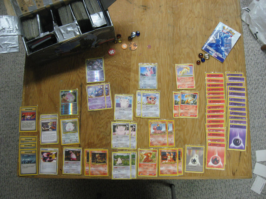 how to build a pokemon deck