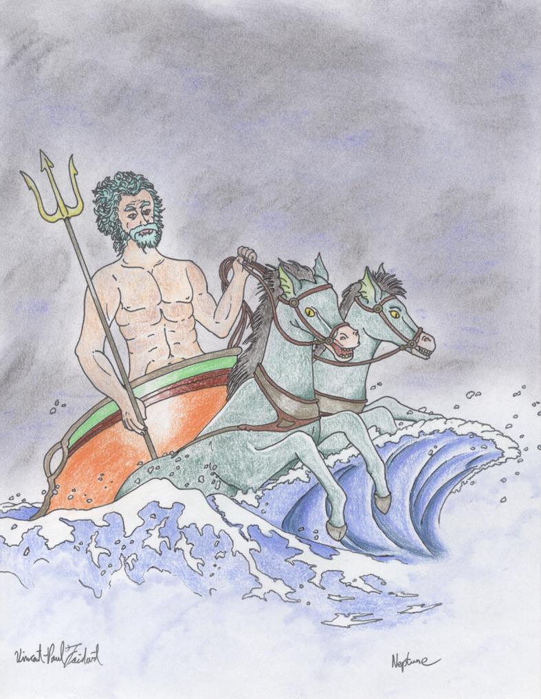 Age of Mythology TRL - Neptune by Tapejara