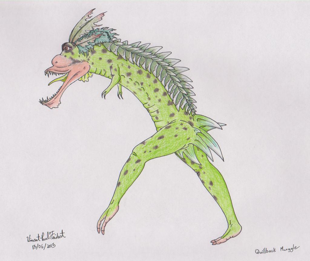 Toci1 - Quillback Murggle by Tapejara