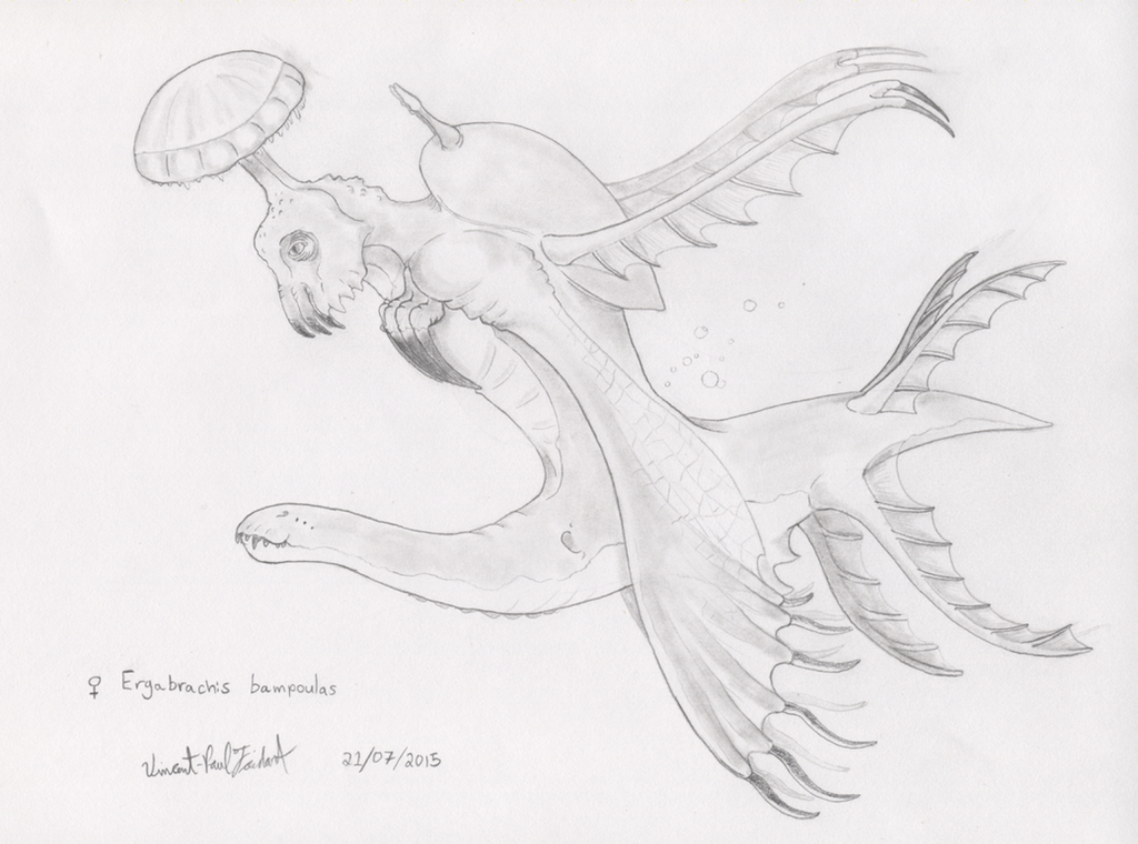 Planet Adam - Ergabrachis bampoulas by Tapejara