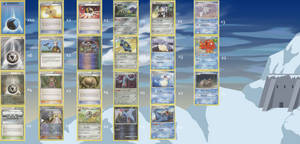 Armor Fortress Pokemon Deck 3.1 by Tapejara