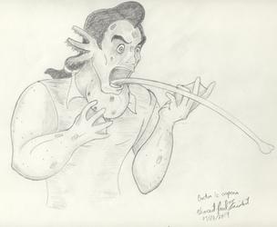 Gaston le crapeau by Tapejara