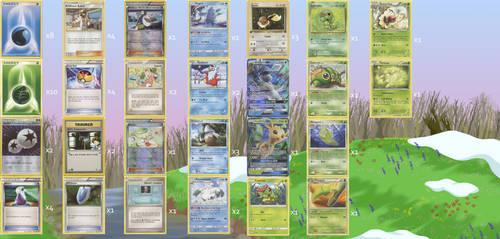 Spring Fever Pokemon Deck 1.1 by Tapejara