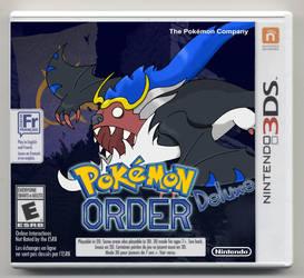 Pokemon Order Deluxe Version Box Art