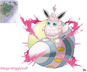 Kawaru Region Mega Evolution 15