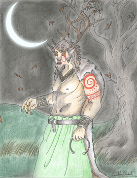 Age of Mythology TRL - Cernunnos
