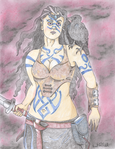 Age of Mythology TRL - The Morrigan by Tapejara