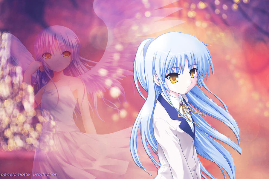 deviantART: More Like Angel Beats Epilogue by HotHeadedPyro