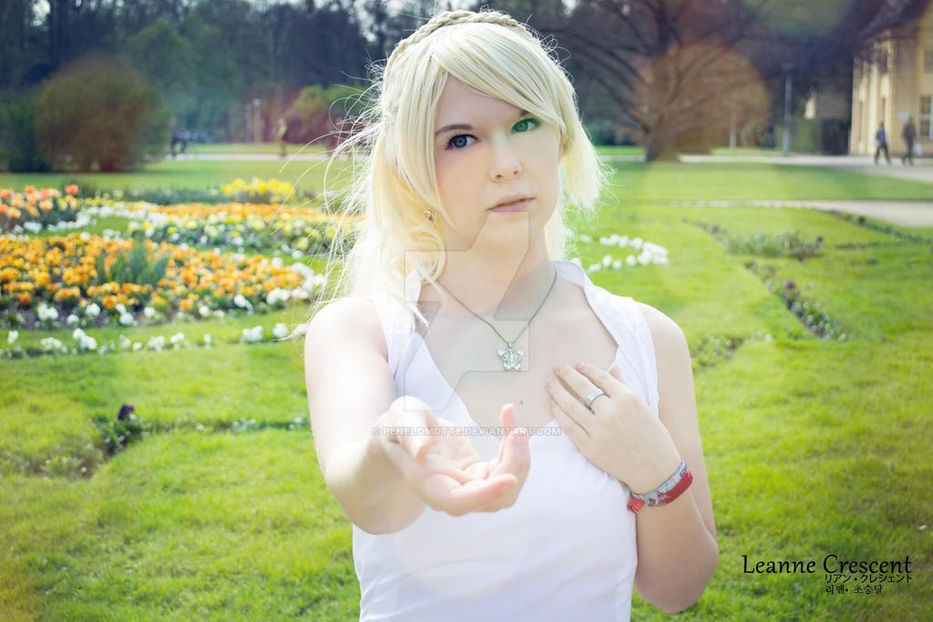 Lunafreya Nox Fleuret by penelomotte