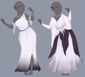 Elv Dresses F2U