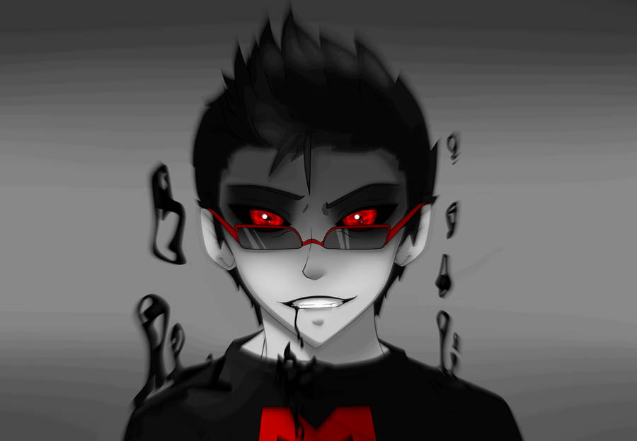 Darkiplier fate continues by Pixie-Edelweiss