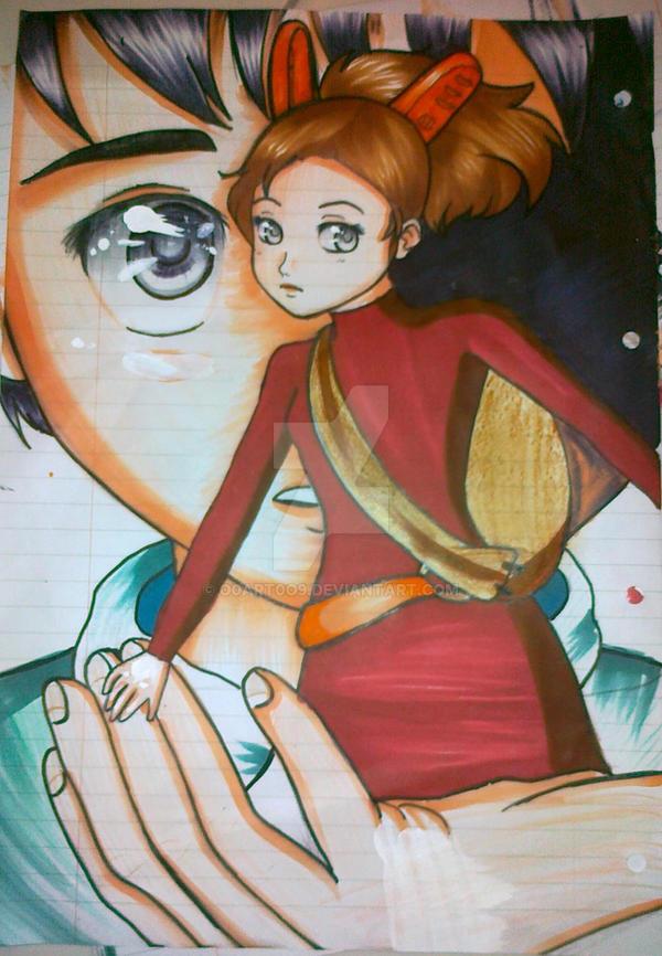 The Secret World of Arrietty by o0art0o9