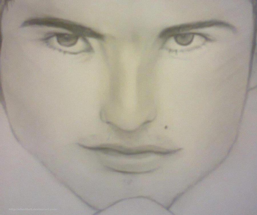 my portrait2 by o0art0o9