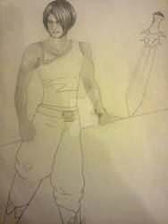 warrior2 by o0art0o9