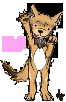 request: OC Wolf vheni