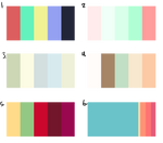 Colour Palette Mystery Adopts