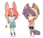 Bunny and Cat Adopt Auction [CLOSED]