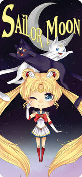 Calling All Sailor Scouts!