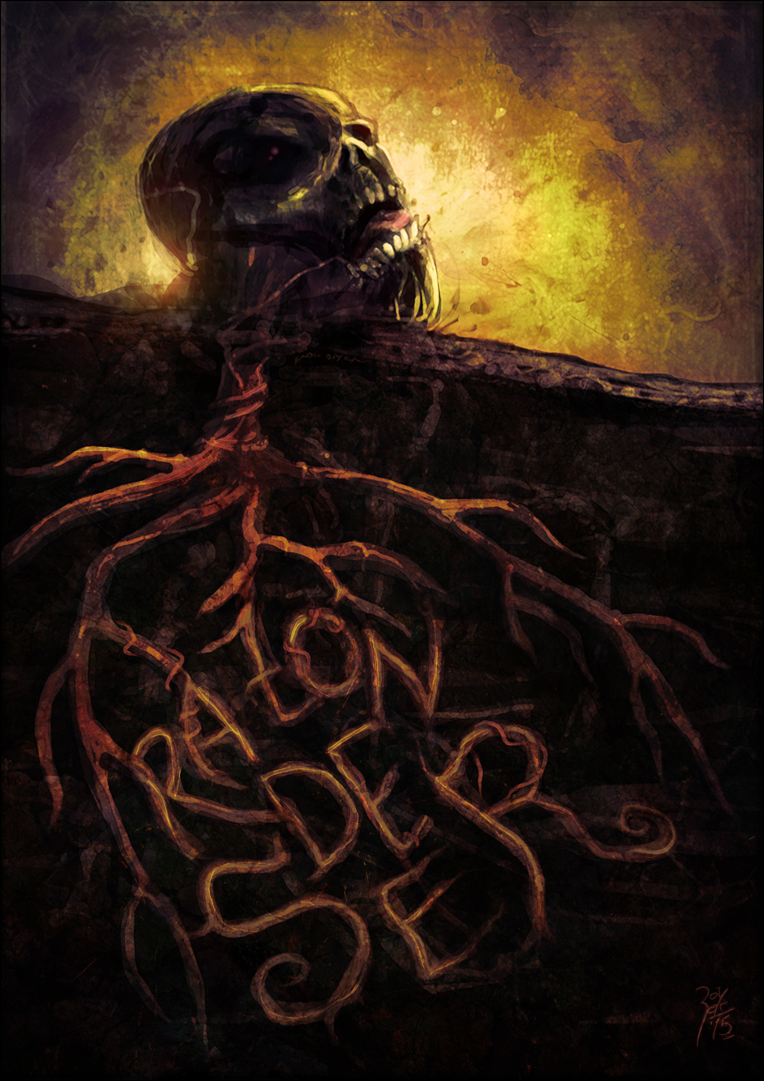 Old roots (Raison D'etre) by FAB-dark