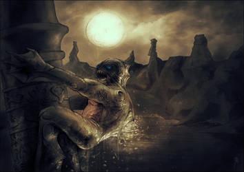 Dagon by FAB-dark