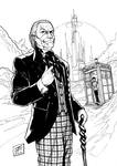The First Doctor 1 (2011) Inks