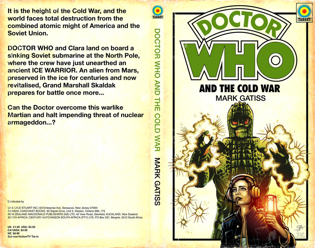 Doctor Who And The Cold War (2013)