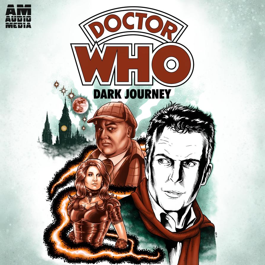 Doctor Who: Dark Journey (2015) Album Art by SteveAndrew
