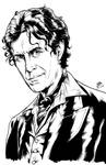 The Eighth Doctor 1 (2015) Inks