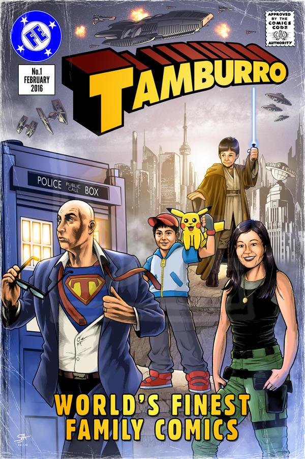 Tamburro (2016) by SteveAndrew