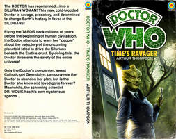 Doctor Who: Time's Ravager (2016) Full by SteveAndrew