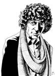 The Fourth Doctor 2 (2017) Inks