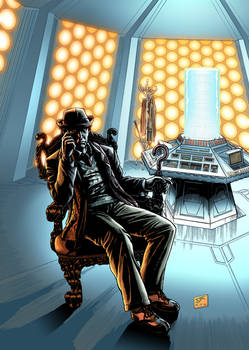 The Seventh Doctor (2012) Colours