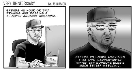 Voice In My Head: Webcomic by SteveAndrew
