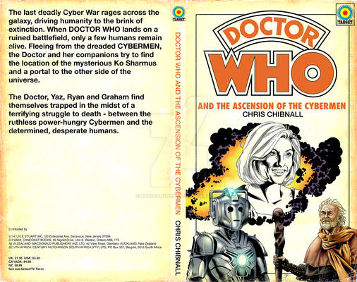 Doctor Who And The Ascension Of The Cybermen