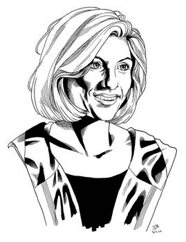 The Thirteenth Doctor 3 (2020) Inks