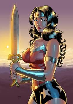 Wonder Woman 2 (2020) Colours