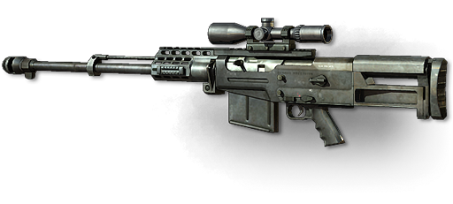 Accuracy International AS50 of COD:MW3 by Scarlighter on DeviantArt