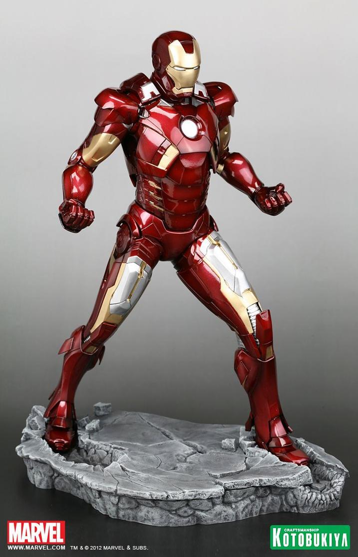 Avengers 2 Iron Man Ar...