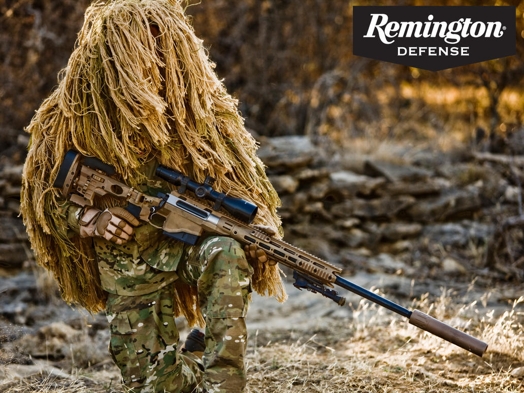 Remington MSR with Ghi... Cool Lighter Drawings