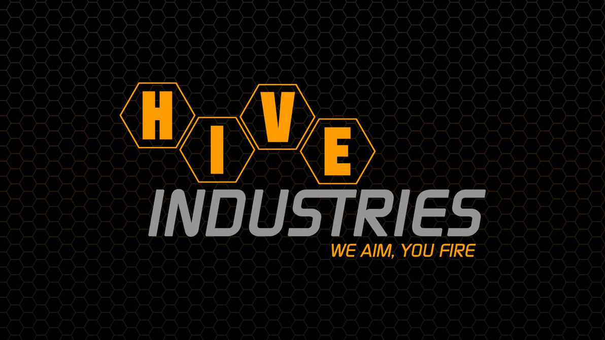Hive Industries Official Logo by Scarlighter on deviantART