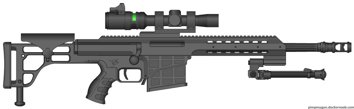 m98b sniper rifle - photo #23