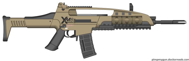 Black ops 2 m8a1 (fina