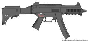 My HK UMP46 and UMP65 Sub-Machine Guns