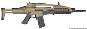 Black Ops 2 M8A1 (Final Version)