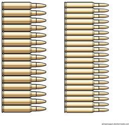 5.56x45mm NATO - 4x45mm NATO Comparison