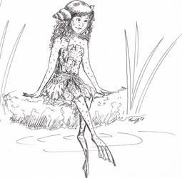 Sea doodle