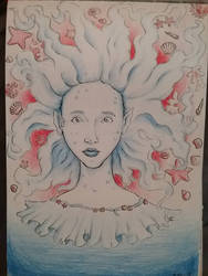 Mermaid's hair