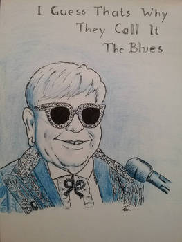 I Guess Thats Why They Call It The Blues