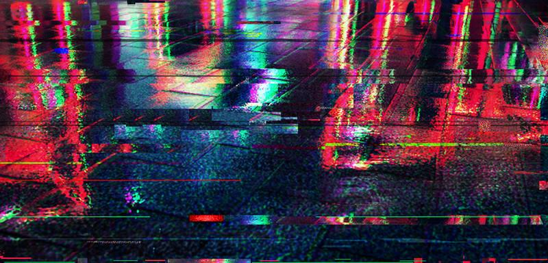 Our dear civilization(first attempt at glitch art)